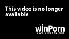 Busty blonde gets a big black to eat and rides that big pole up her ass